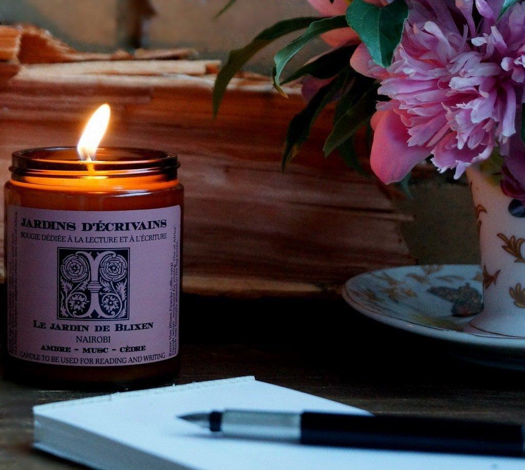 Арома-свеча