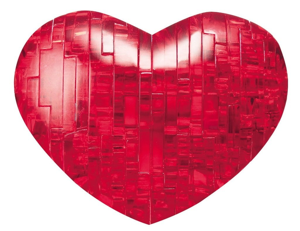 3D-ребус «Сердце»