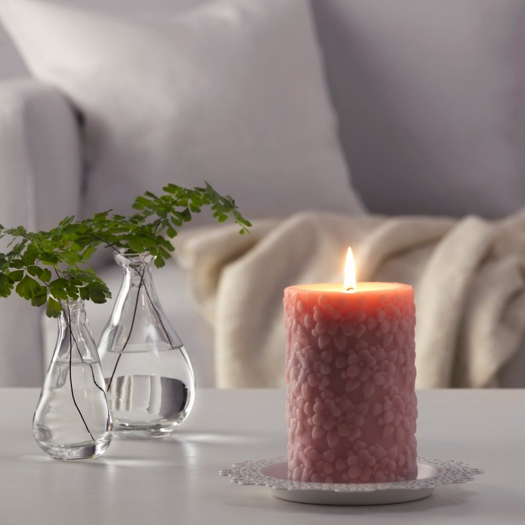 Ароматная свеча