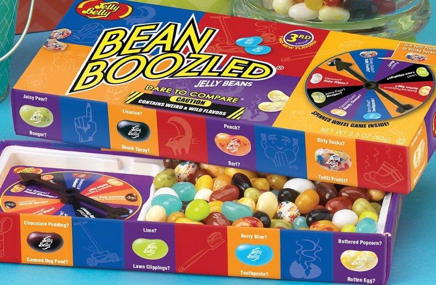 Bean Boozled Рулетка Вкусов (Новогодний дизайн)