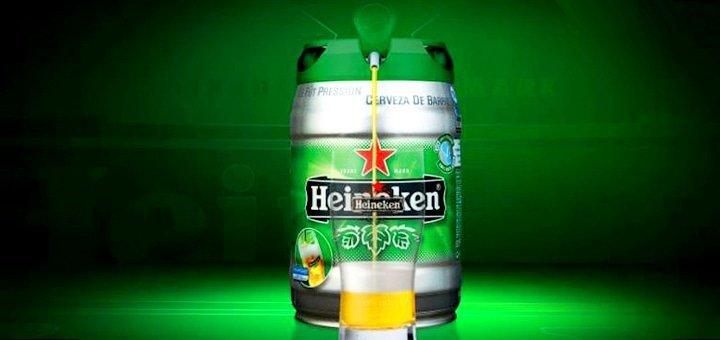 Бочонок хорошего пива