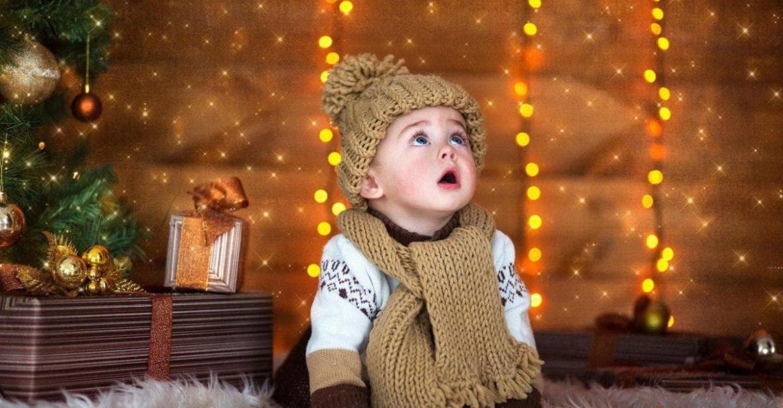 Новый год русская мама подарила сину себя