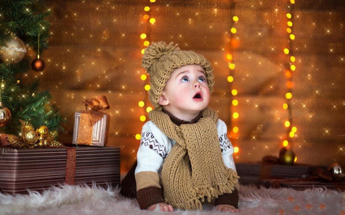 Что подарить малышу на Новый год ТОП 20 интересных идей