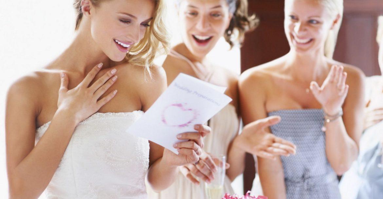 Что подарить подруге на свадьбу. 20 сногсшибательных идей!