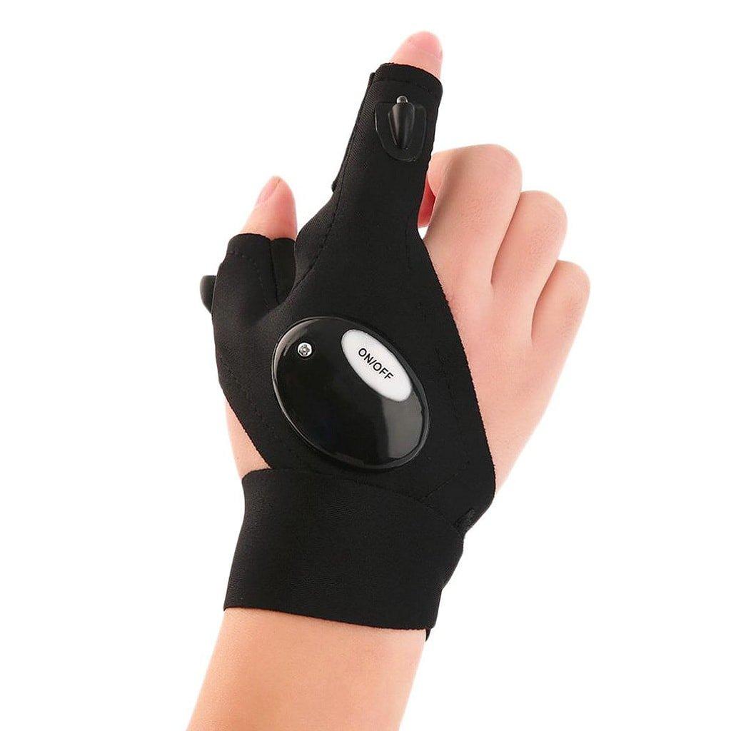 Фонарь-перчатка