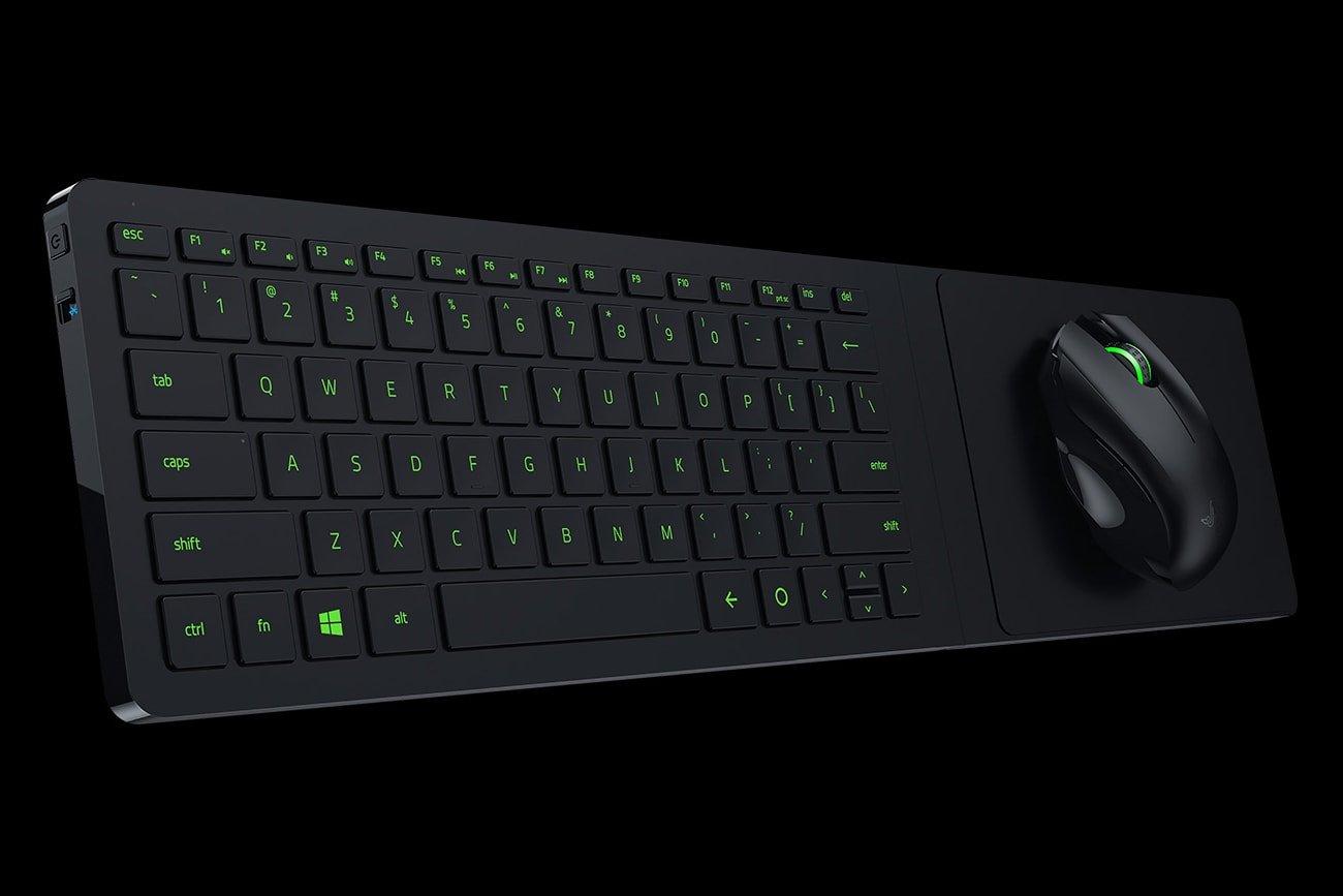 Игровая мышка или клавиатура для компьютера