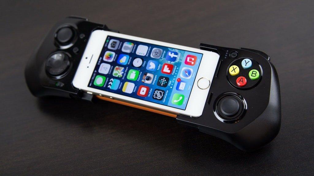 Игровой джойстик для iphone