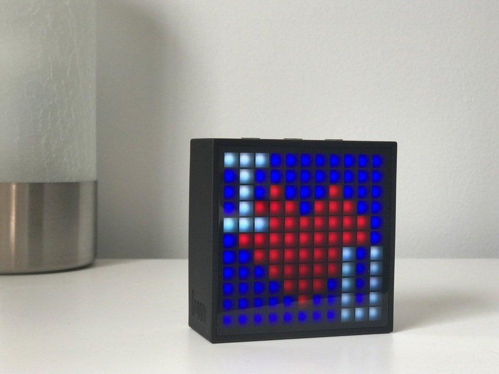 Интеллектуальные музыкальные часы Divoom Timebox