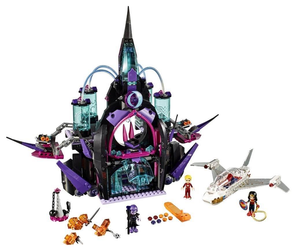 Конструктор Lego «Тёмный дворец Эклипсо»