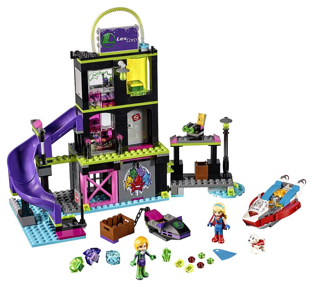 Конструкторы Lego Super Hero Girls