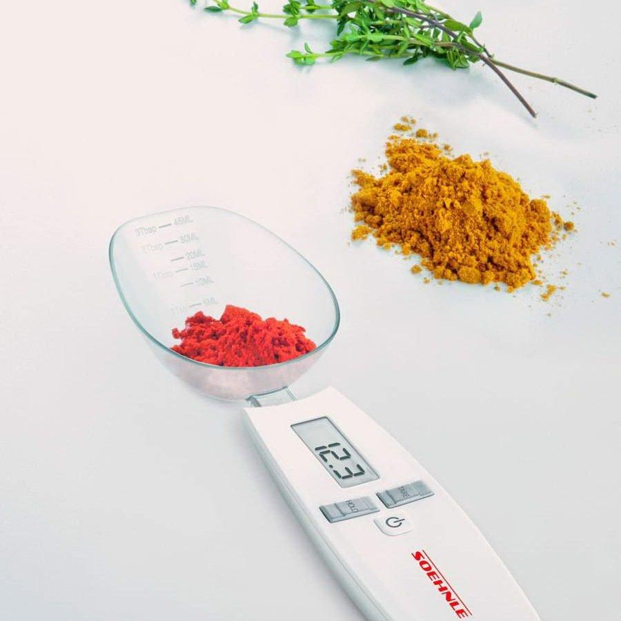 Кухонные весы-ложка