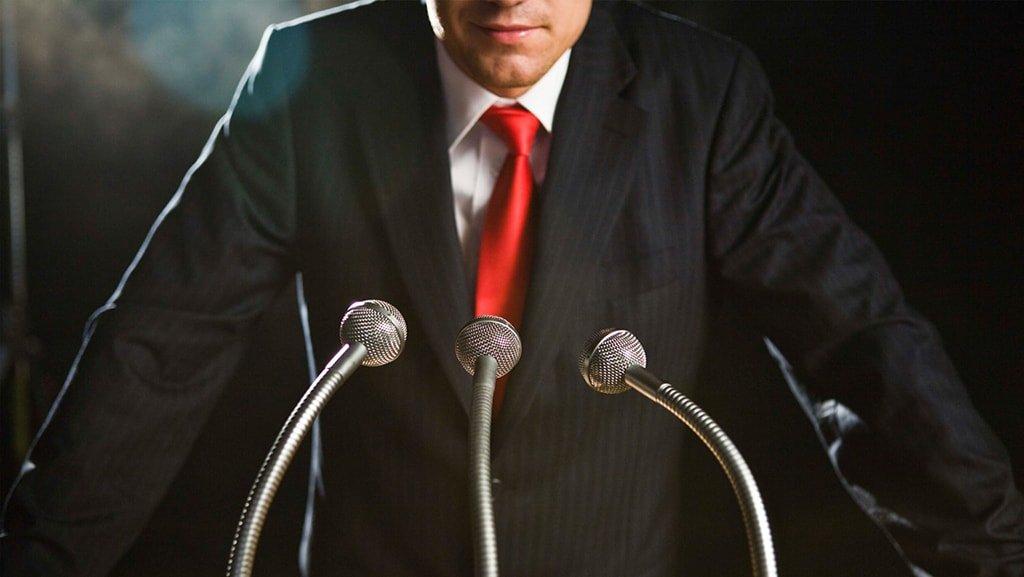 Мастер-класс по ораторскому мастерству