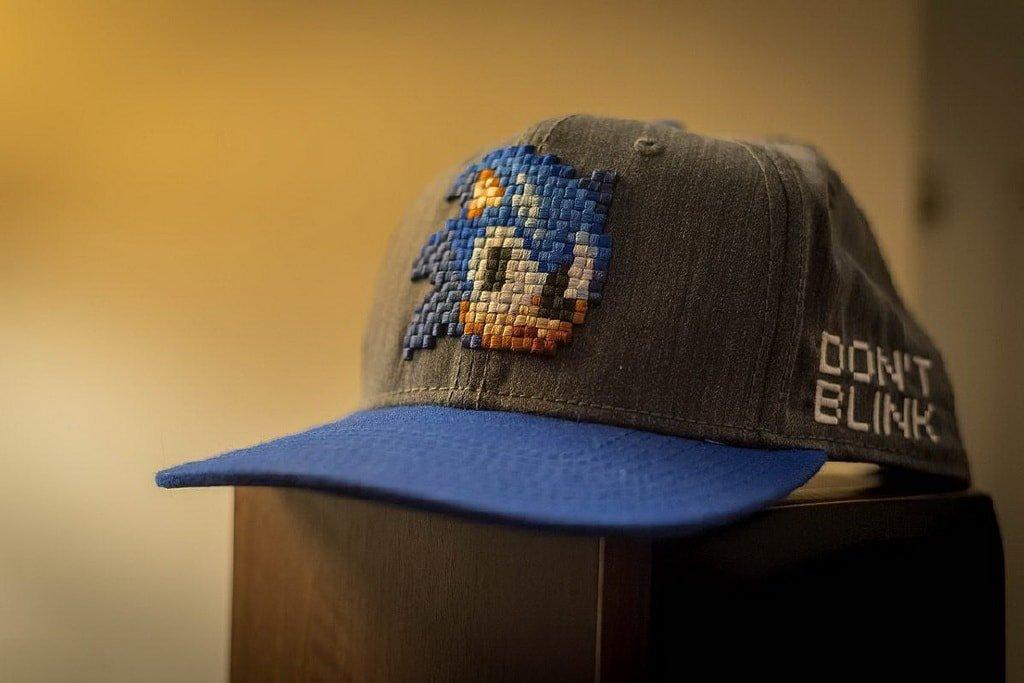 Модная кепка, бейсболка