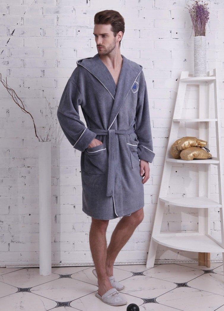 Мужской спортивный халат