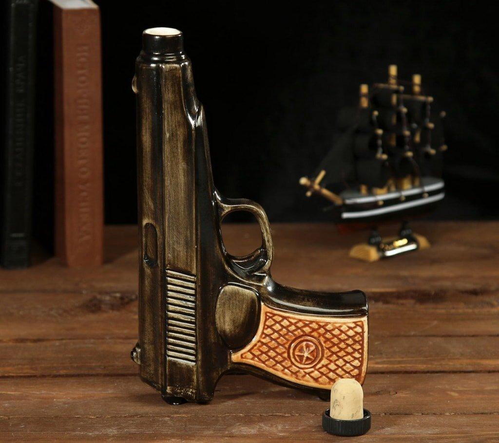 Набор для крепких напитков «Пистолет»