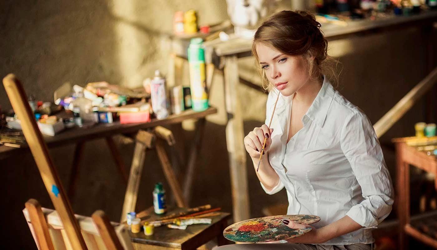 Что подарить художнику
