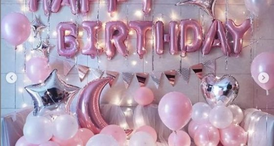 Как украсить день рождения для детей и взрослых