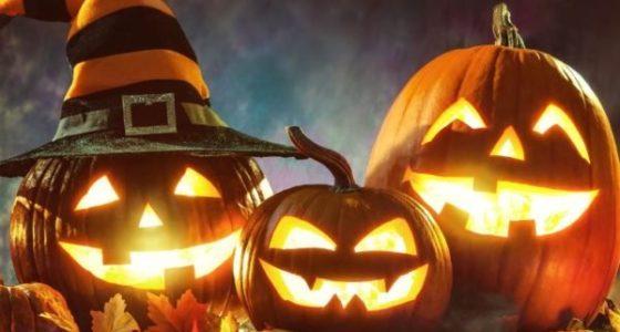 Хэллоуин - во что одеться и что приготовить.